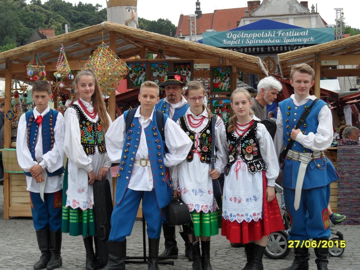 """""""Pogórzanie"""" zdobywają laury na ogólnopolskich i międzynarodowych festiwalach!"""