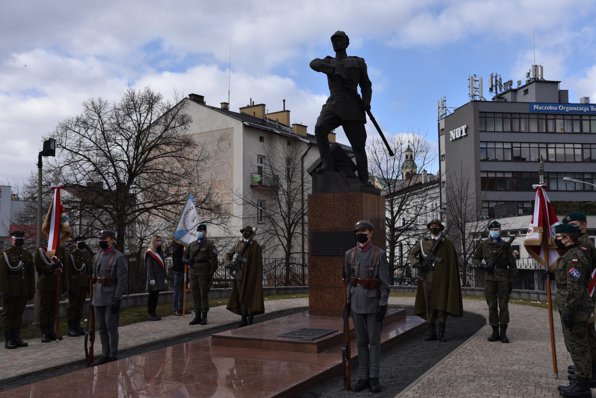 Obchody 102. Rocznicy Śmierci płk. Leopolda Lisa – Kuli