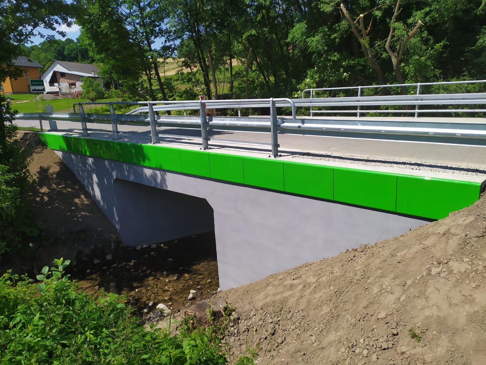 Zakończony remont mostu w Dynowie