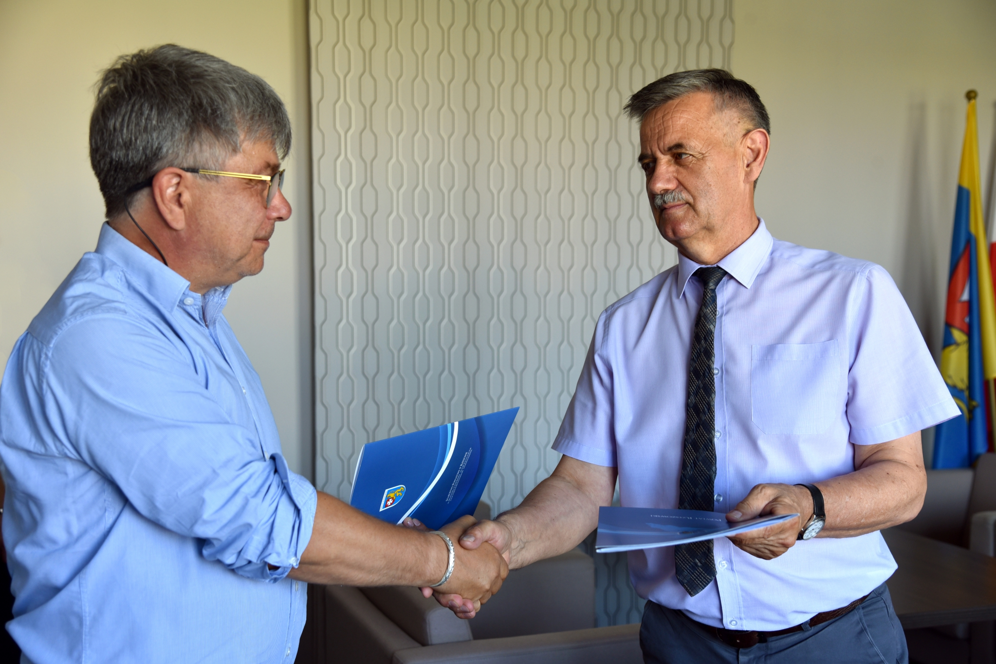 Powiat Rzeszowski podpisał umowę na wykonanie dokumentacji geologiczno- inżynierskiej