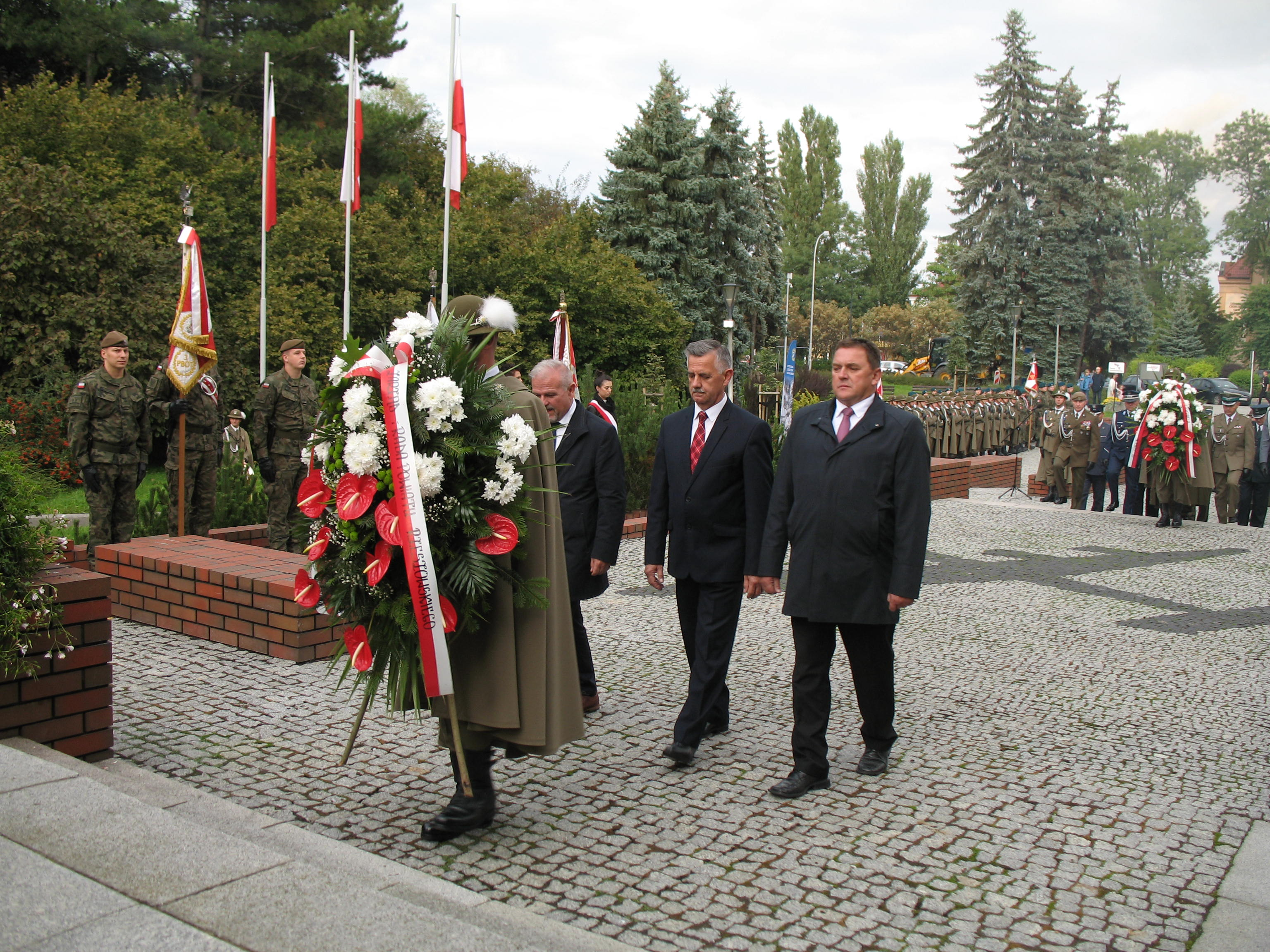 82. rocznica wybuchu II wojny światowej - największego konfliktu zbrojnego w historii ludzkości