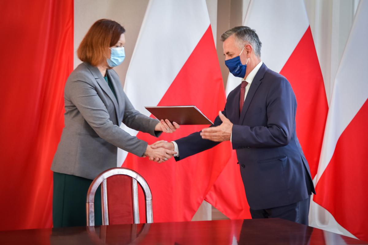 Domy Pomocy Społecznej w Powiecie Rzeszowskim otrzymają wsparcie