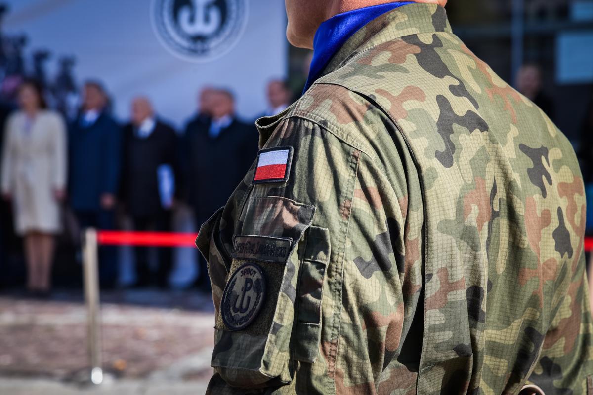 Uroczyste przekazanie dowództwa nad 3 Podkarpacką Brygadą Obrony Terytorialnej.